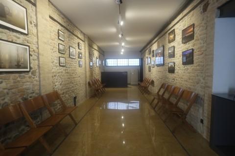 Fogg art gallery, Parma