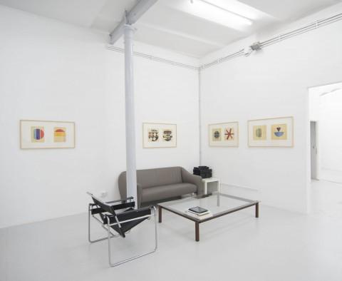Ettore Sottsass, Giacomo Guidi Arte Contemporanea, Roma