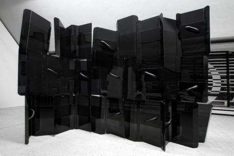 Ewa Axelrad, Zadyma, dalla serie Plague, 2014