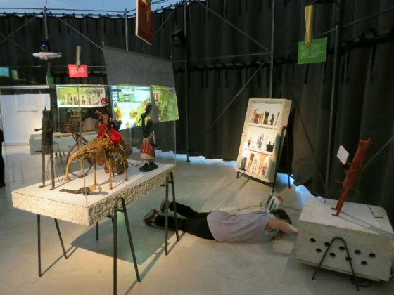 Lina Bo Bardi. Together. Exhibition view at La Triennale, Milano 2014
