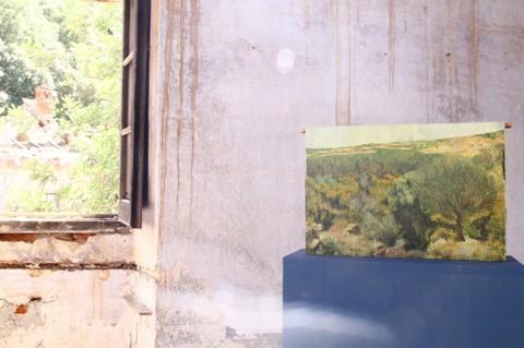 Occhio Riflesso V – Villaggio Minerario – San Vito
