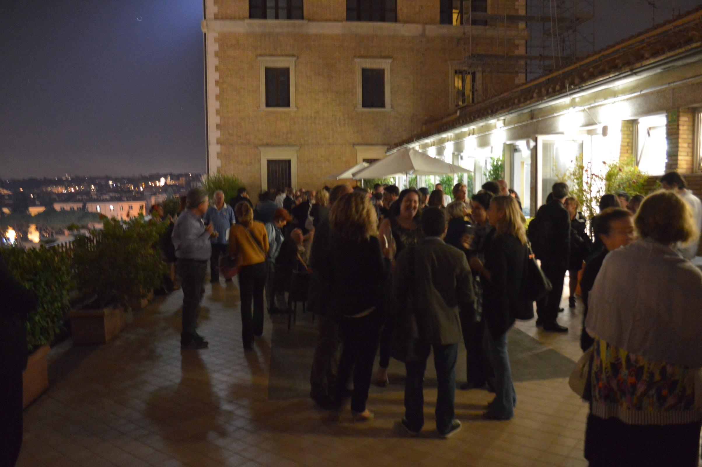 Presentazione del volume Terrazza, Roma 4 | Artribune
