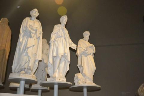 Statue del Duomo di Milano