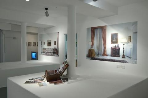 Mostra alla Void Art School, dicembre 2013, primo ciclo - foto Paola Bernardelli