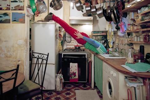 Willi Dorner, Living room