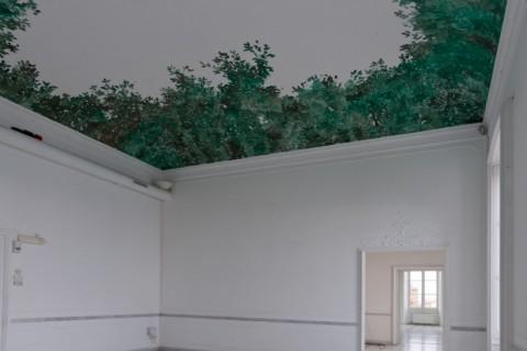 Zhang Enli a Villa Croce - photo Nuvola Ravera