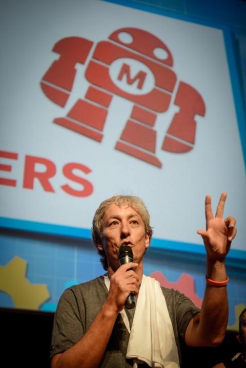 Presentazione Maker Faire Rome 2014