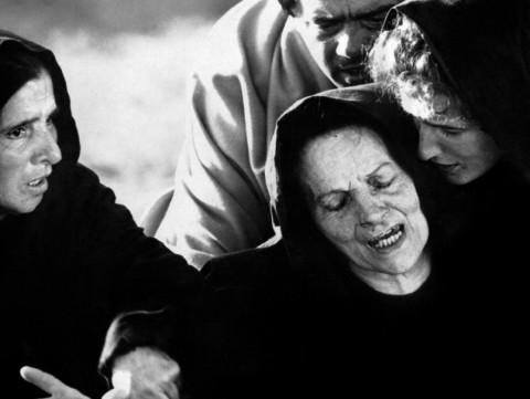 Susanna Pasolini ne Il Vangelo secondo Matteo