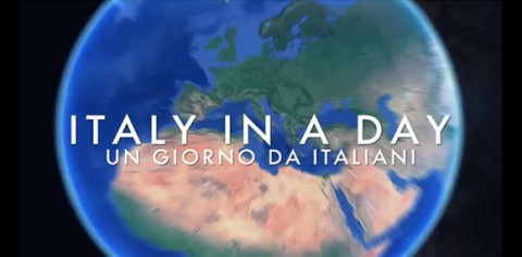 Italy in a Day, 2014