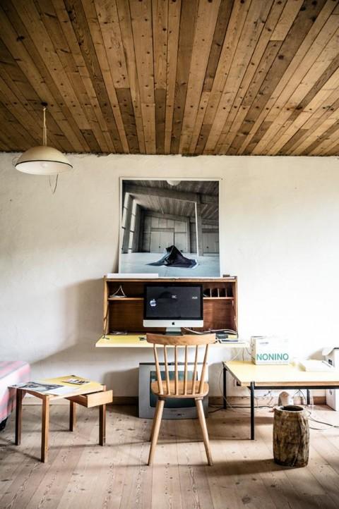 Uno degli appartamenti gellneriani dati in uso a dc a borca_foto giacomo de donà