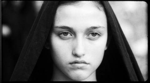 Il Vangelo Secondo Metteo - Maria ragazzina, interporetata da Margherita Caruso