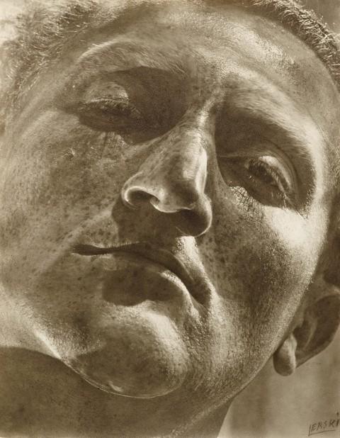 """Helmar Lerski, aus """"Metamorphose"""", 1936"""