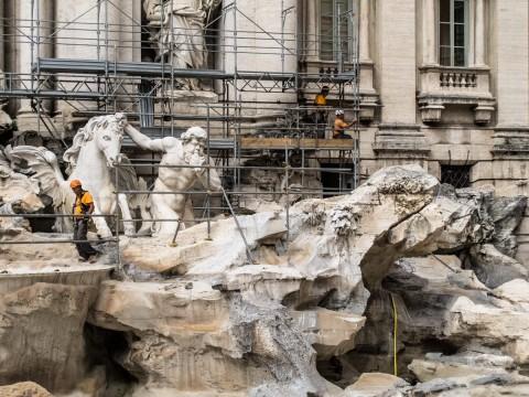 Fontana di Trevi, foto © Pierluigi Giorgi