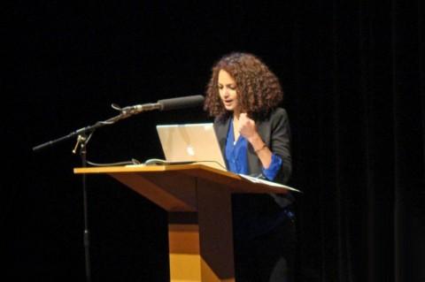 Alya Sebti, direttrice artistica di Marrakech Biennale