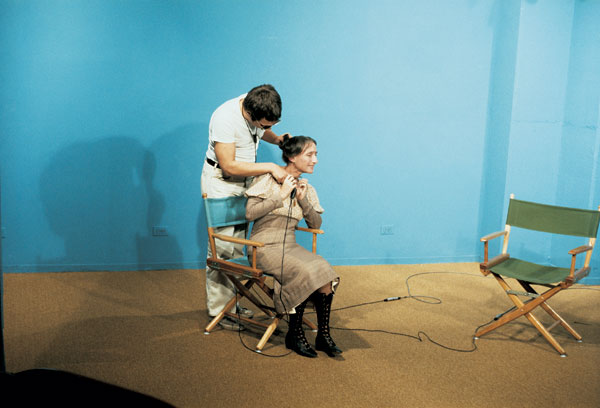 Chris Burden, TV Hijack, 1972