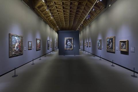 El Greco. Arte y Oficio, vista dell'allestimento © Fundación El Greco 2014 – David Blázquez