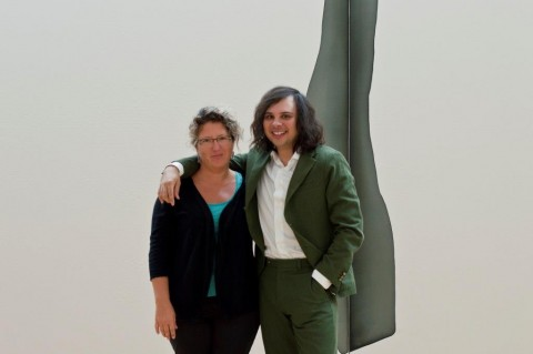 Eva Brioschi, Landon Metz