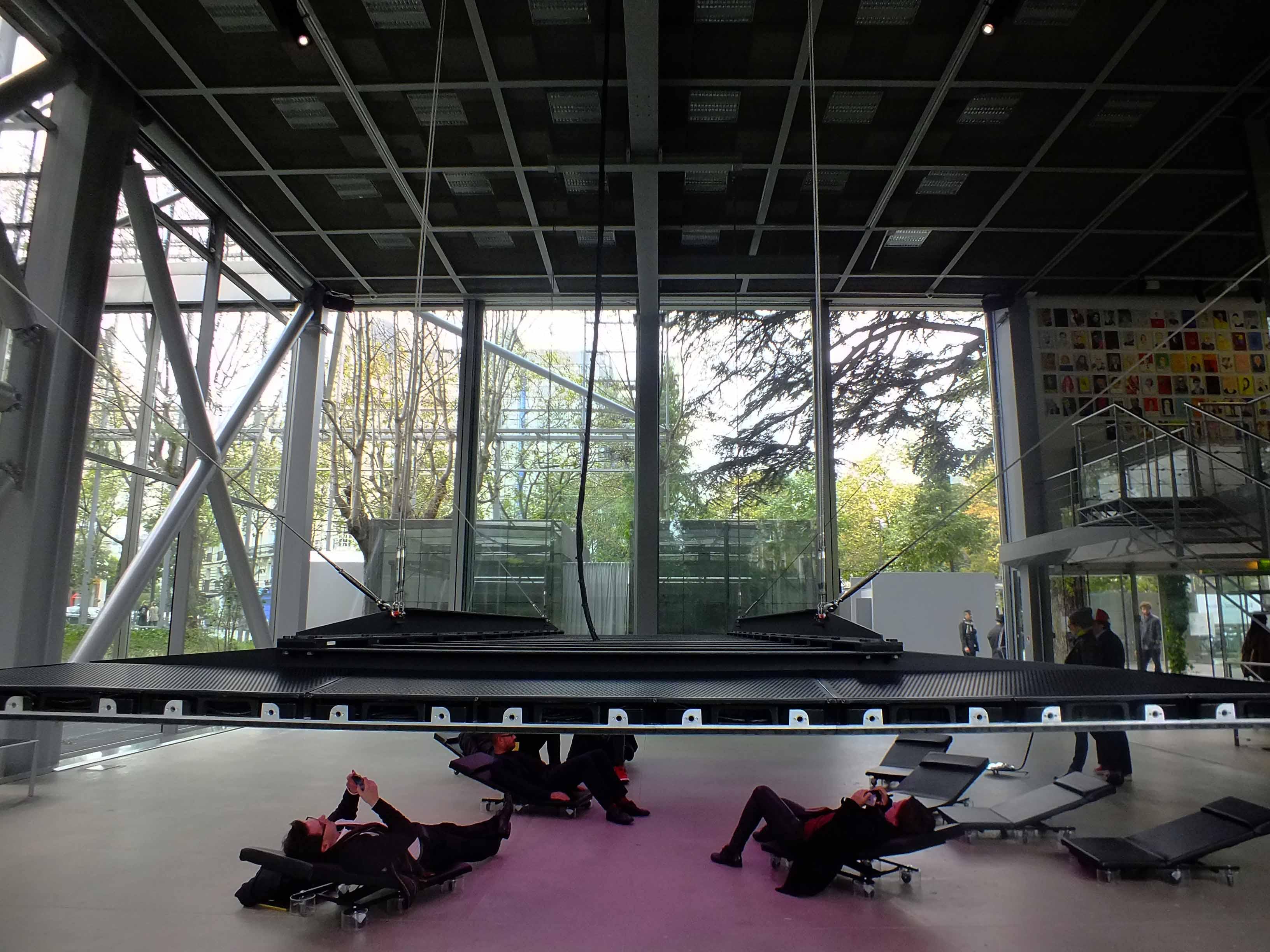 Fondation Cartier pour l'Art Contemporain ©SilviaNeri