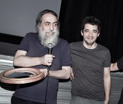Franco Maresco e Francesco Guttuso