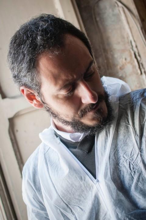 Gian Maria Tosatti - photo Maddalena Tartaro