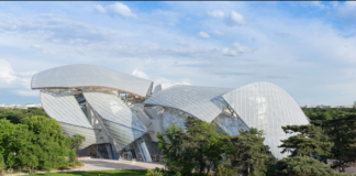 La nuova Fondation Louis Vuitton © Iwan Baan, 2014