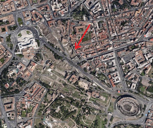 L area dove si trova la baracca nel cuore dei fori for Dove si trova la camera dei deputati