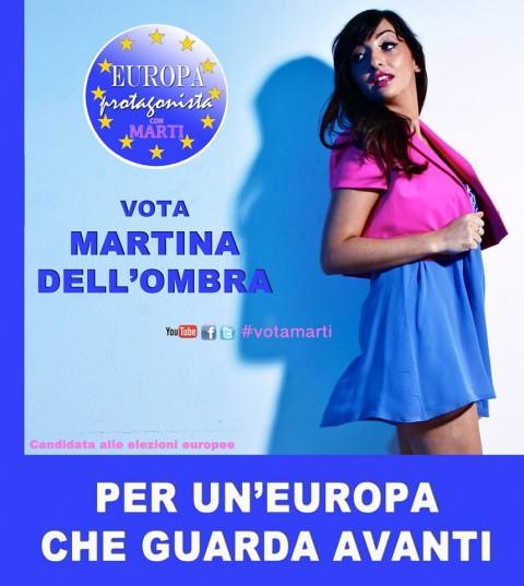 Martina - campagna europee