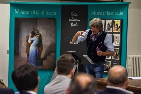 Milano città al bacio - conferenza per il lancio del progetto