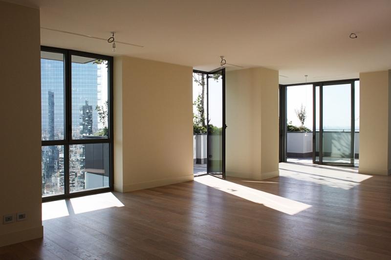 Milano Scopre Il Suo Bosco Verticale Fotogallery Dei Grattacieli