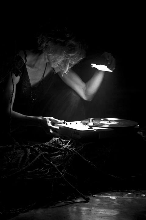 Motus - King Arthur, Silvia Calderoni.  foto di Gianluca Panareo
