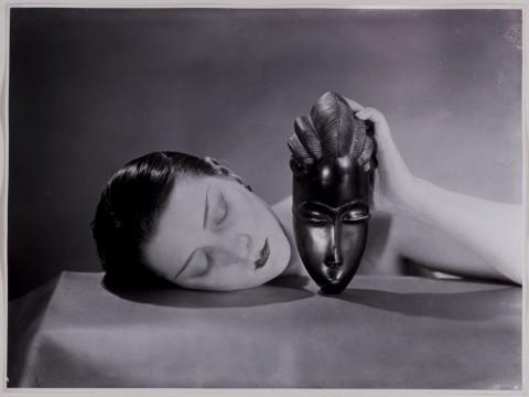 Man Ray, Noire et blanche, 1926, fotografia new print del 1980, 23 x 30 cm, collezione privata, Courtesy Fondazione Marconi, ©MAN RAY TRUST : ADAGP, Paris, By SIAE 2014