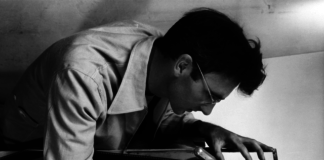 Norman McLaren - foto National Film Board of Canada