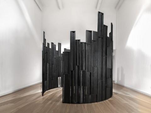 Nunzio, Sarai d'ombra, 2013, Georg Kargl Fine Arts curated by_Francesco Stocchi – foto Michele Sereni