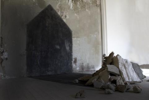 Sara Alavi, L'alba di una casa sparita