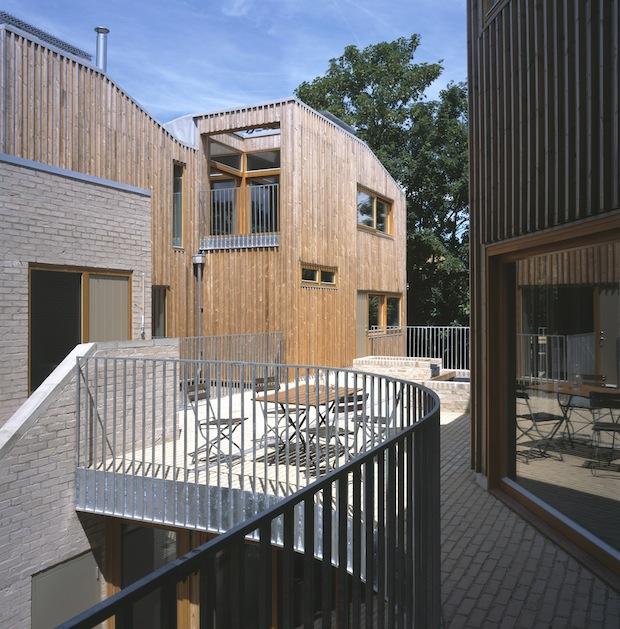 Copper Lane Co-housing