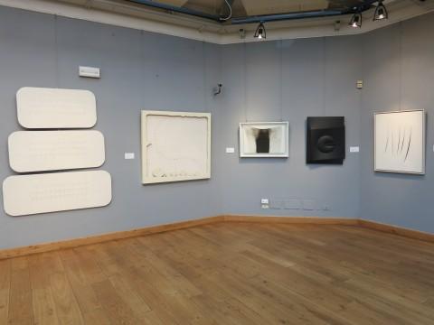 The Italian sale, Installation view, 2-3 ottobre 2014, Sotheby's, Palazzo Broggi, Milano