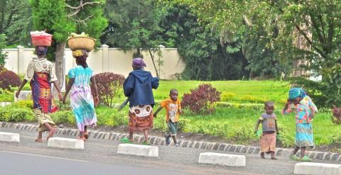 Vita quotidina a Kigali, Rwanda