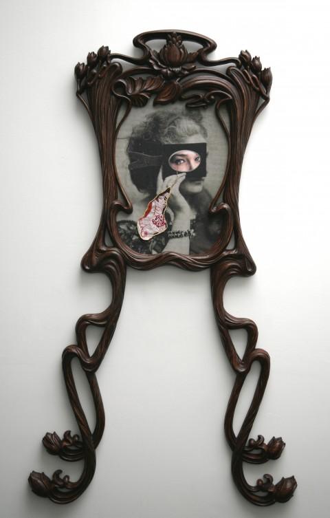 Francesco Vezzoli, Carla di Castiglione, 2011 - Courtesy l'artista e Galerie Yvon Lambert, Paris - ©Francesco Vezzoli