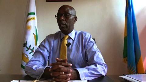 Alphonse B. Umulisa, Director Institute of National Museums of Rwanda (INMR)
