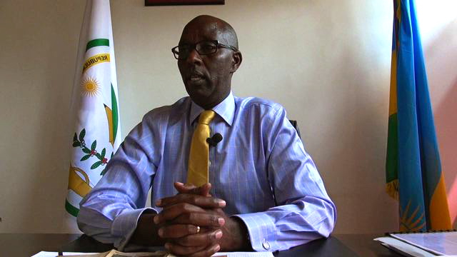 Alphonse B. Umulisa, Director Institute of National Museums of Rwanda (INMR)