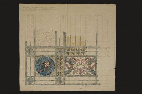 Ancona, progetti per piazza Cavour. Palazzo postelegrafonico, 1914-1925