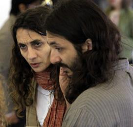 Ayreen Anastas e Rene Gabri