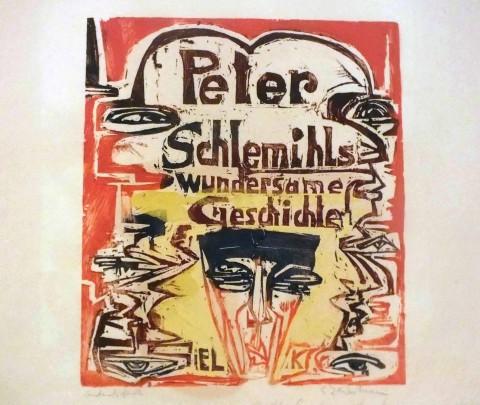 Ernst Ludwing Kirchner, Peter Schlemihl's Wondrous Story, 1915 © SilviaNeri