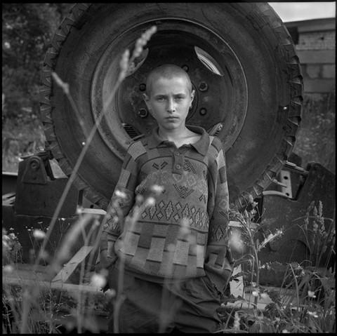 Festival Internazionale della Fotografia di Roma - Portrait - Oleg Videnin - Kids -Roma 2014