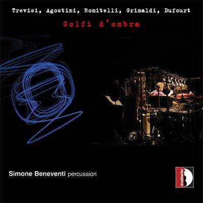 Golfi d'ombra - Simone Benvenuti (2014, Stradivarius)