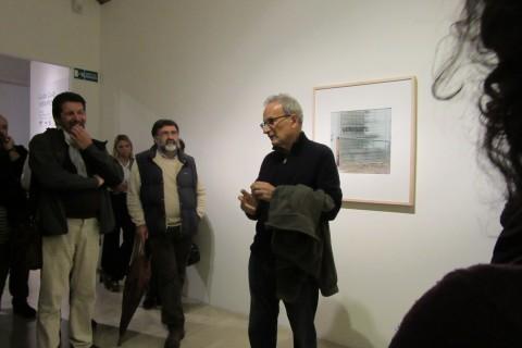 Guido Guidi – Veramente – veduta della mostra presso il MAR, Ravenna 2014