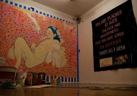 I dipinti di Dasha Shishkin