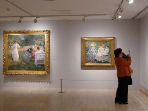 Impressionisti americani a Madrid