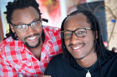 Emmanuel & Innocent Nkurunziza, fondatori dell'Inema Arts Center