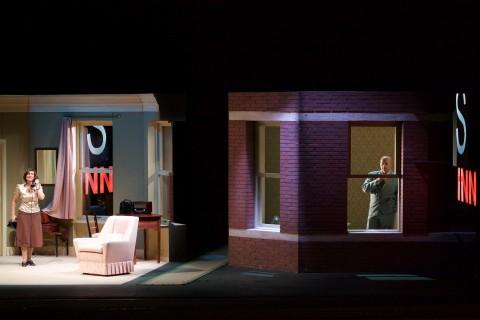 La voix humaine, Teatro Alighieri di Ravenna, 2014 - photo Zani-Casadio